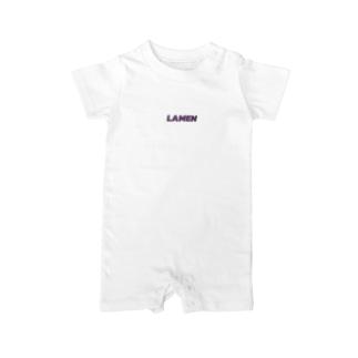 LAMEN Baby rompers