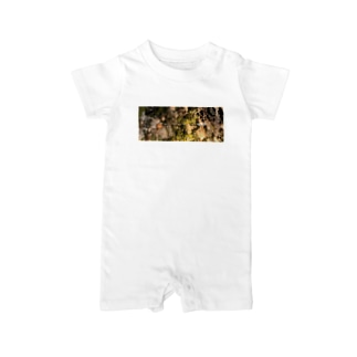 B_M_B  FOREST CAMOUFLAGE Baby rompers