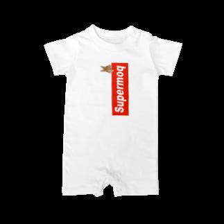 moqmoqfactory Tシャツ部門!の000 Baby rompers