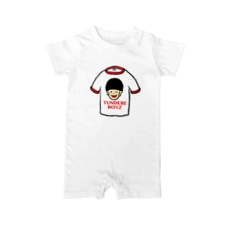 リンガーシャツ Baby rompers