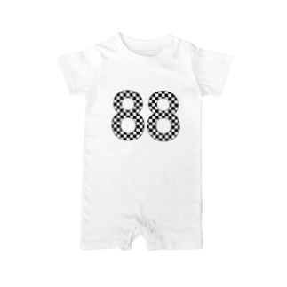 88 Baby rompers