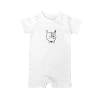 funny cat Baby rompers