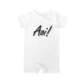 aoi Baby rompers