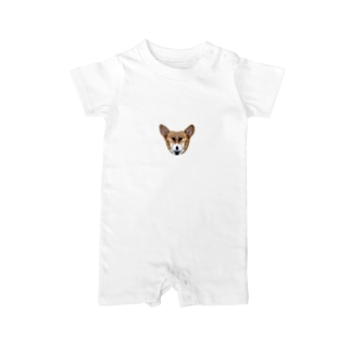 FUNKY  DOG Baby rompers