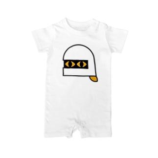 HELLCAT(ヘルキャット) Baby rompers