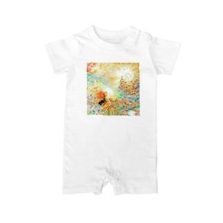 絵描き-國重 奈穂-3 Baby rompers