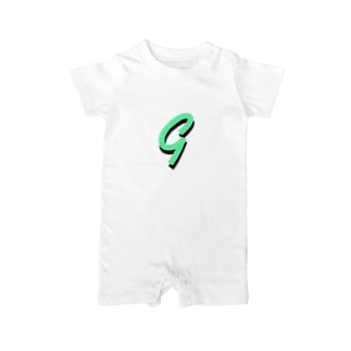 GREENS Baby rompers