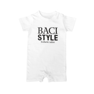 LOGO1 Baby rompers