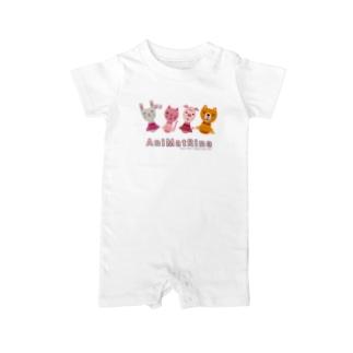 AniMatRina(アニマトリーナ) Baby rompers