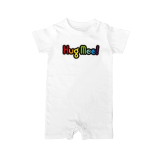Hugmee Color Baby rompers