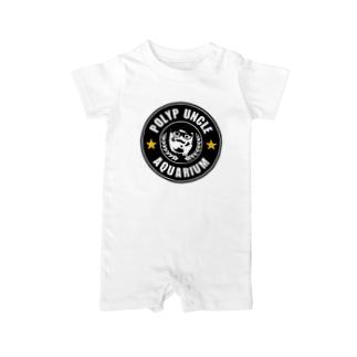BLACK-LABEL®︎ Baby rompers
