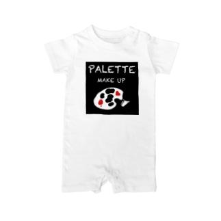 Hair-Make Studio PALETTE Baby rompers