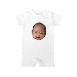 aixxcanの凛ちゃん Baby rompers