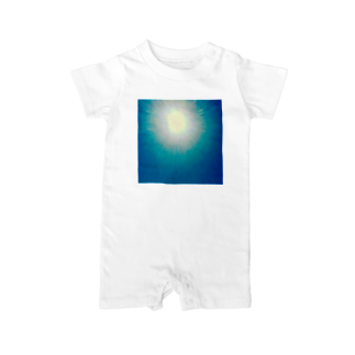 mixethnicjamamaneseのMixEthnicJamanese 太陽 Baby rompers