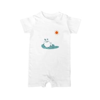 まるコロうさぱんシリーズ[6] Baby Rompers