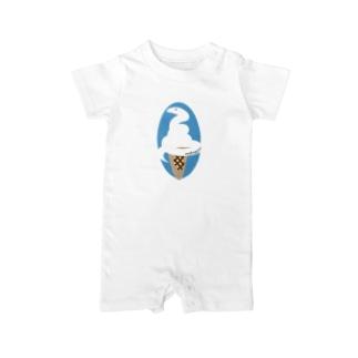 ベビヘビソフト Baby rompers