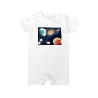 原始宇宙創造 Baby rompers