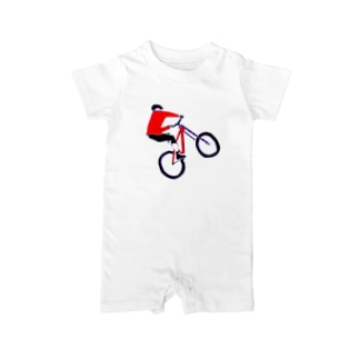 MTBデザイン「RIDE」 Baby rompers