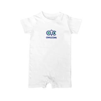 OWLCOIN Baby rompers