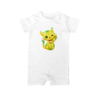 canana だよ〜ん☆ Baby rompers