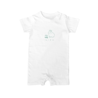 LION Baby rompers