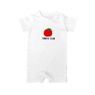 トマトクラブ Baby rompers