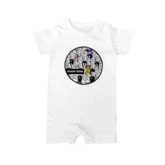 ベビベビベイビベイビベイビベイビベイベ Baby rompers