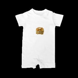Bebe SHOPの❁パンケーキくん❁ Baby rompers