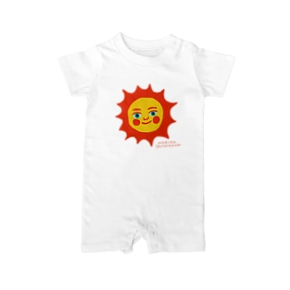 SUPER SUNNY Baby rompers