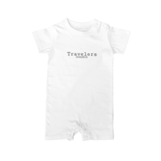 Travelers Baby rompers