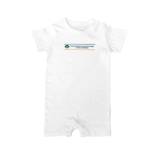 MBOT公式グッズ Baby rompers