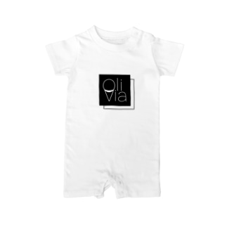 Olivia Baby rompers