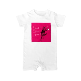 Shall we Coffee together? Baby rompers