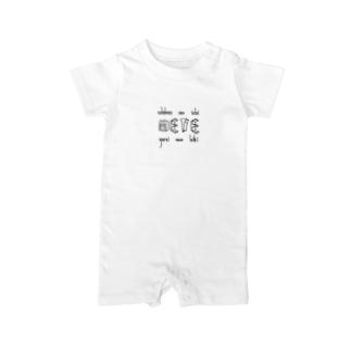 METE Baby rompers