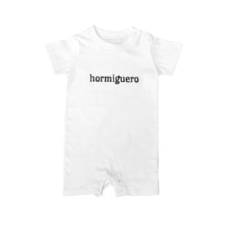 hormiguero(オルミゲロ) Baby rompers