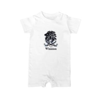Winnion2 Baby rompers