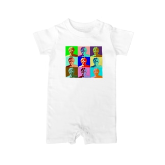 ToGo Grids Baby rompers