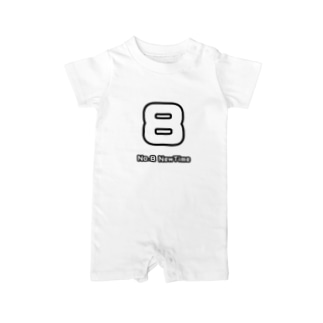 No.8 Baby Rompers