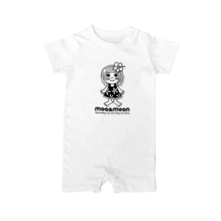 moo&moon by pinepictures Baby rompers