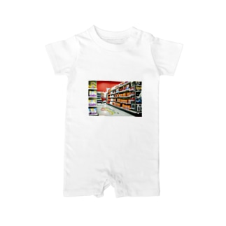 Kailua Supermarket Baby rompers