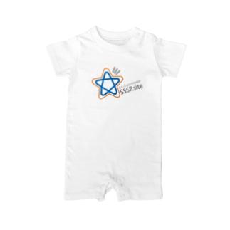 われらは科学特撮研 SSSP.site Baby rompers