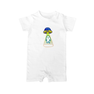 ufo Baby rompers