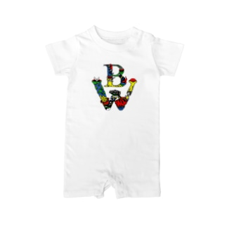 BW Five Colors Babyrompers Baby rompers