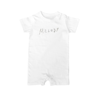 MELODY Baby rompers