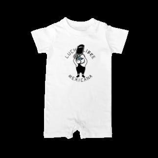 LUCHAのLUCHA LIBRE#27 Baby rompers