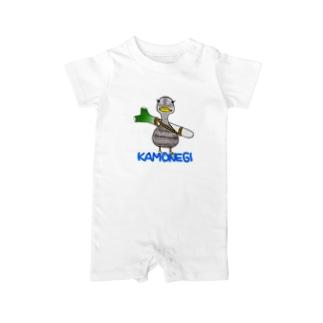 KAMONEGI Baby rompers