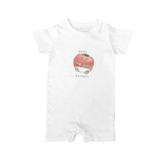 BABY TOMATO Baby rompers