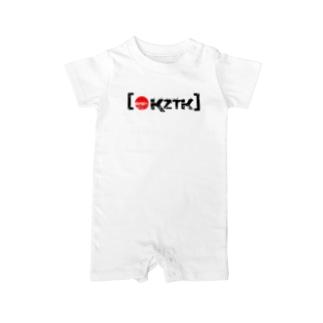 KZTK 5周年 Baby rompers
