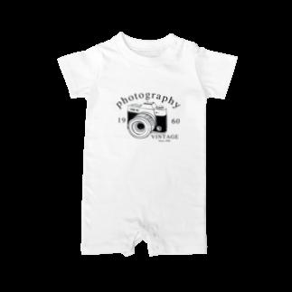 IZANAGIのレトロなカメラ Baby rompers