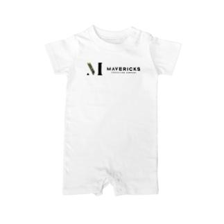 Mavericks Baby rompers